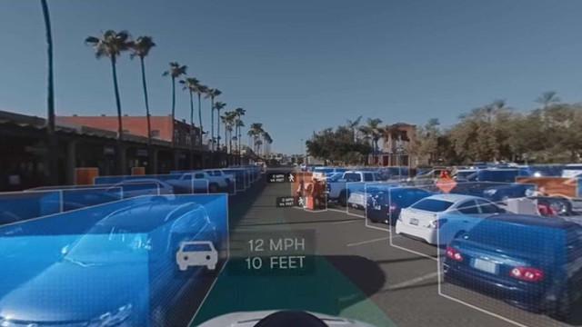 O carro autónomo da Google vai levá-lo numa viagem virtual