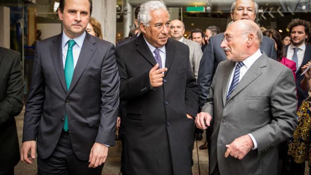 António Costa inaugurou a Bolsa de Turismo de Lisboa