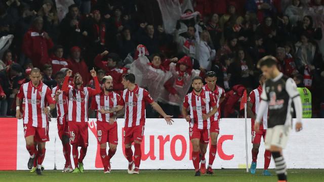 Desportivo das Aves falha prazo da UEFA e está longe da Liga Europa