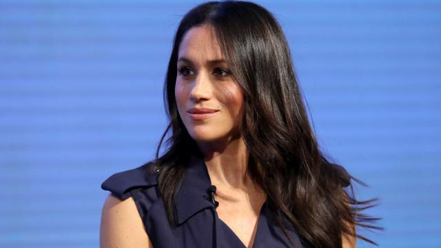 Meghan Markle confirma que pai não irá ao seu casamento com Harry