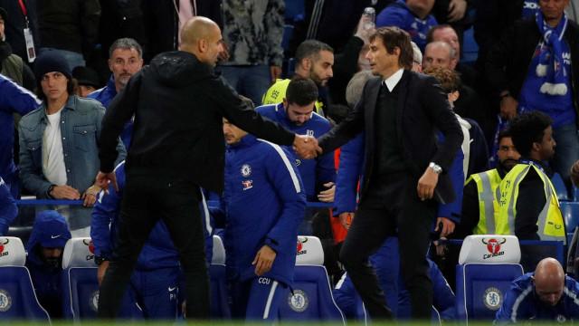 Premier League: Siga em direto os resultados e marcadores da 29.ª jornada