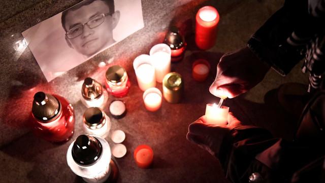Assassinato de jornalista de investigação eslovaco custou 70 mil euros