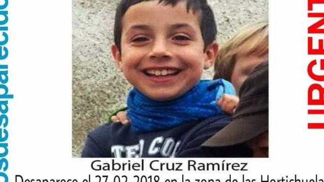 Menino de oito anos desaparecido há 48 horas em Espanha