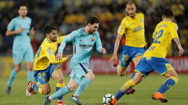 Deslize do Barcelona 'aquece' o clássico da próxima jornada