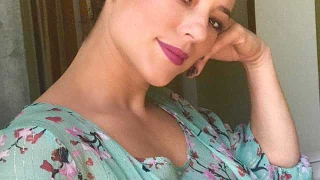 Fotos íntimas de Paolla Oliveira vão parar à Internet. Atriz já reagiu