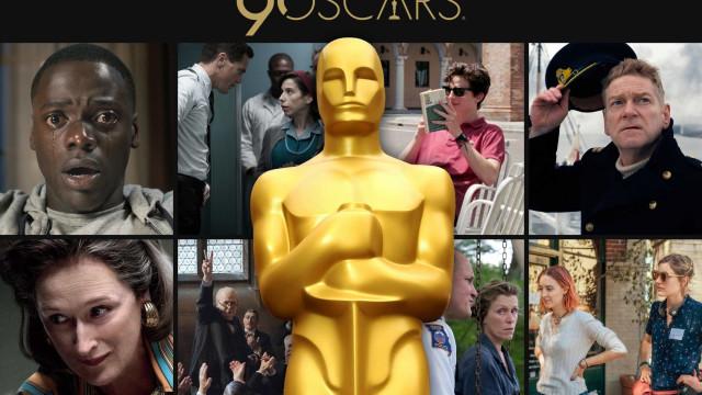 Conheça os vencedores dos Óscares 2018