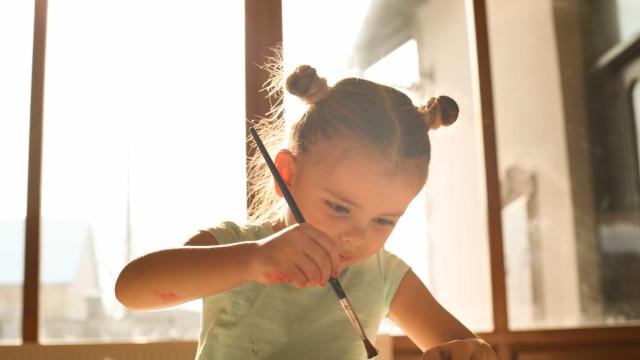 Tem pequenos génios em casa? Ajude-os a treinar a sua criatividade