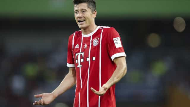 Florentino ligou a Rummenigge para esclarecer rumores sobre Lewandowski