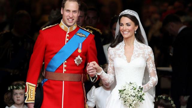Os melhores momentos dos casamentos da realeza