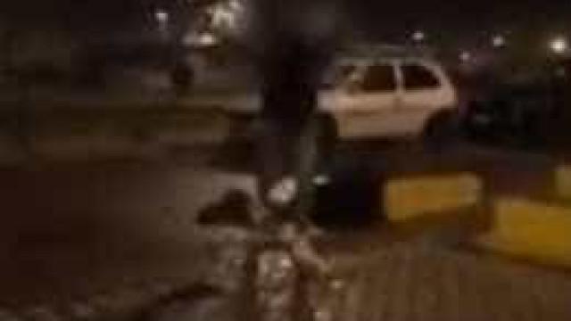 Imagens mostram momentos a seguir à brutal agressão a André Leão