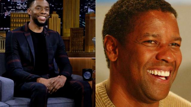 Denzel Washington pagou a universidade a ator de 'Pantera Negra'