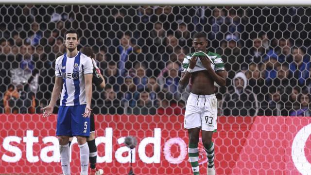 """Bruno de Carvalho revela mensagens com Rafael Leão: """"Justa causa?"""""""