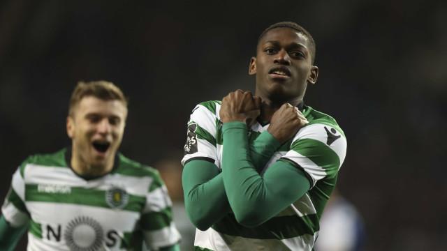Manchester City terá proposto contrato a Rafael Leão