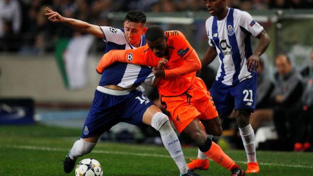 """Em Liverpool já escolheram: """"Querem o mais fácil, escolham o FC Porto"""""""
