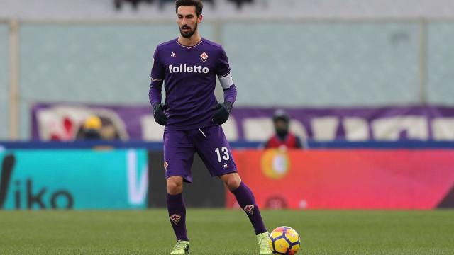 Capitão da Fiorentina encontrado morto em quarto de hotel