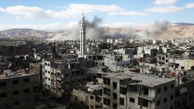 Mais de 43.000 mortos desde janeiro de 2017 na Síria