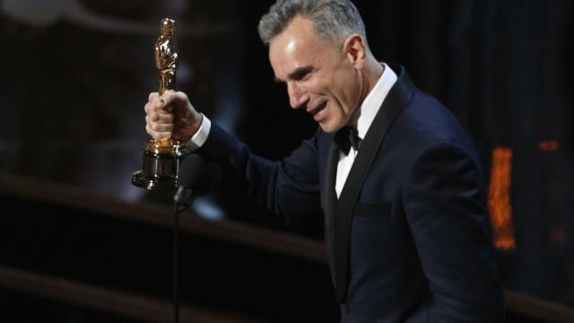 É esta a despedida do ator com mais Óscares de Melhor Ator de sempre?
