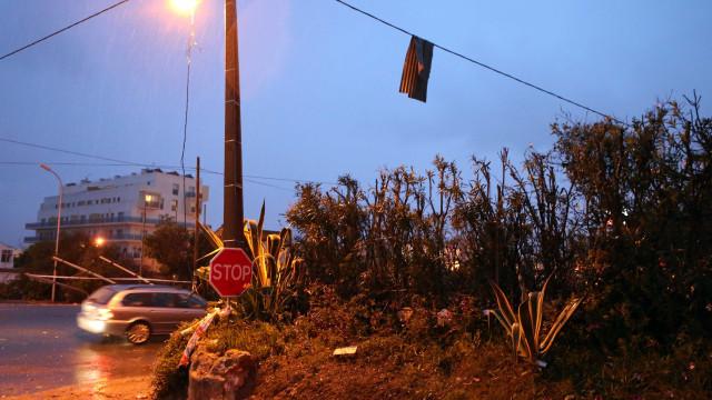 Tornado em Faro desaloja comunidade cigana de 100 pessoas