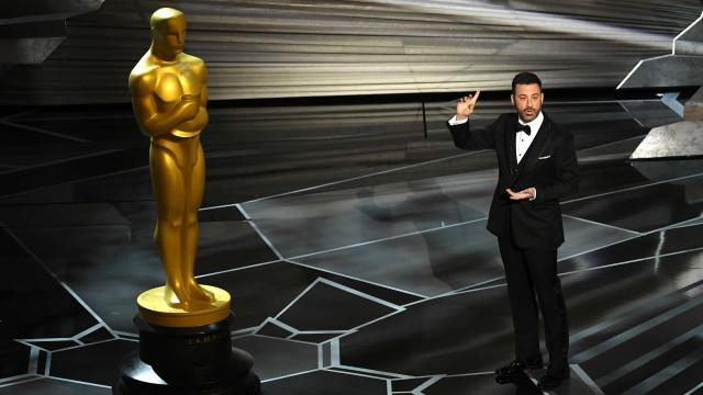 Jimmy Kimmel diz que Hollywood deve ser um exemplo no combate ao assédio