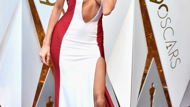 Depois dos Globos de Ouro, Blanca Blanco volta a arrasar na 'red carpet'