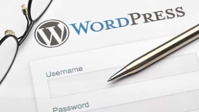 Cerca de 30% dos sites da internet usa WordPress