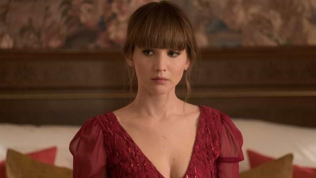 Jennifer Lawrence esclarece polémica sobre cenas de tortura em novo filme