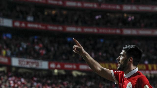 Pizzi admite terminar a carreira no Benfica