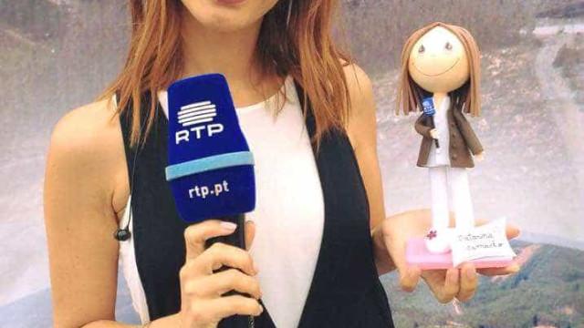 """Apresentadora da RTP roubada pela """"pessoa em quem mais devia confiar"""""""