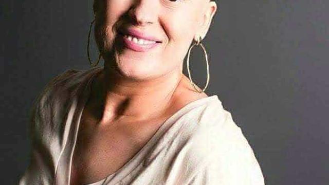 """Rebeca continua a quimioterapia, sem perder a esperança: """"Faltam cinco"""""""