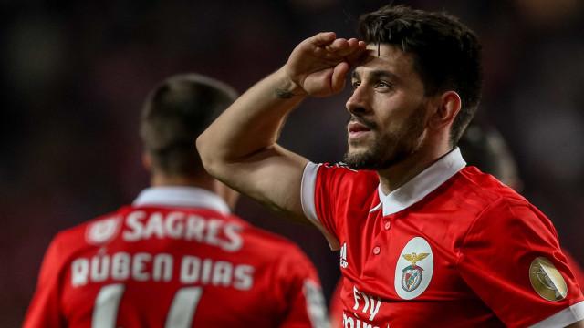 [0-0] Feirense-Benfica: Zivkovic rematou... para as nuvens