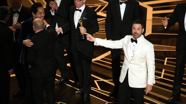 Óscares tiveram as audiências mais baixas da história