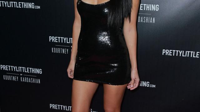 Kourtney Kardashian completa 39 anos na melhor forma física