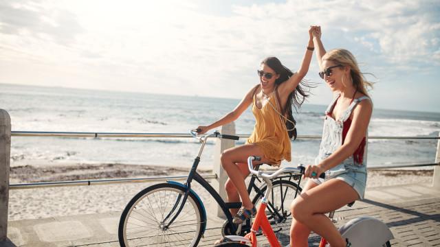 Este domingo, pedale pelas mulheres