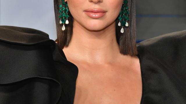 Nada impediu Kendall de ir à festa pós-Óscares… Nem uma ida ao hospital