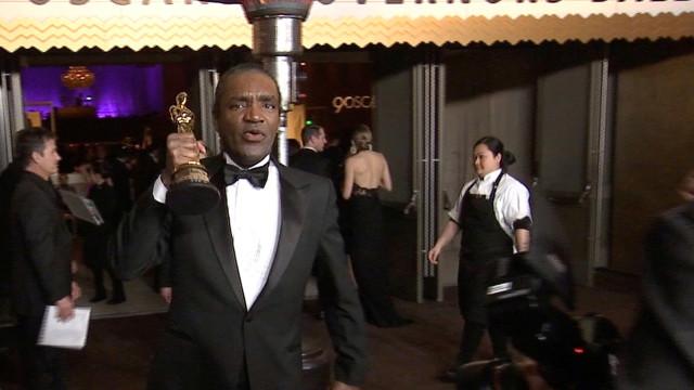 A prova (em vídeo) do roubo do Óscar de Frances McDormand
