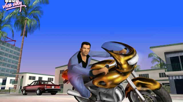 'GTA' de regresso a Vice City?