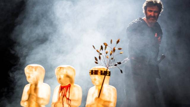 A peça 'maldita' de Shakespeare chega a Almada