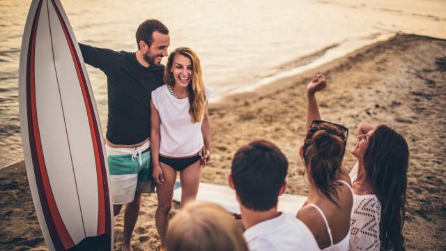 Terapia do surf: Será esta a próxima tendência?