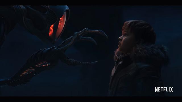 'Perdidos no Espaço'. A nova série de ficção científica da Netflix