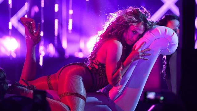 Se Jennifer Lopez fizesse um seguro ao rabo… valia milhões