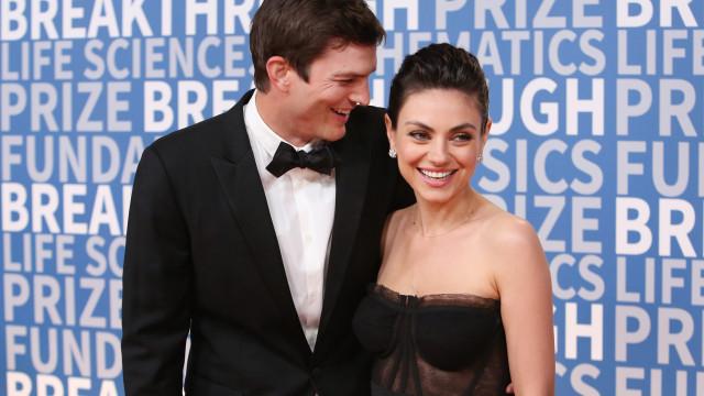 Mila Kunis e Ashton Kutcher não vão deixar herança aos filhos