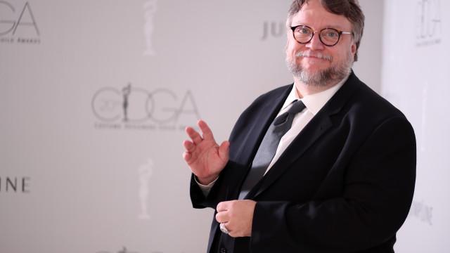 Netflix garantiu série de horror de Guillermo del Toro