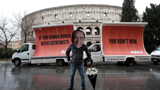 Eurocéticos tomaram Itália e não haverá governo sem eles