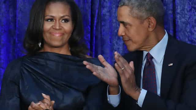 Casal Obama em negociações com a Netflix. O objetivo? Inspirar pessoas