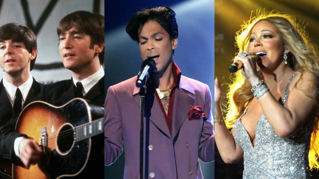Qual era o maior êxito musical quando nasceu?
