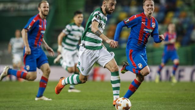 Liga Europa: Anthony Lopes e dois leões na equipa da semana