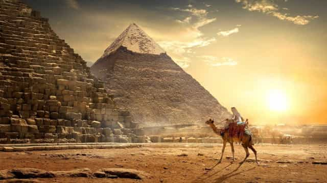 As surpreendentes estruturas egípcias que duram até aos dias de hoje