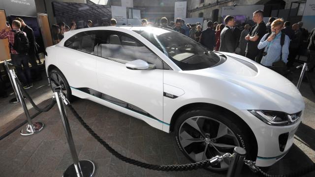 Jaguar I-Pace: O SUV 100% elétrico já tem preços para Portugal