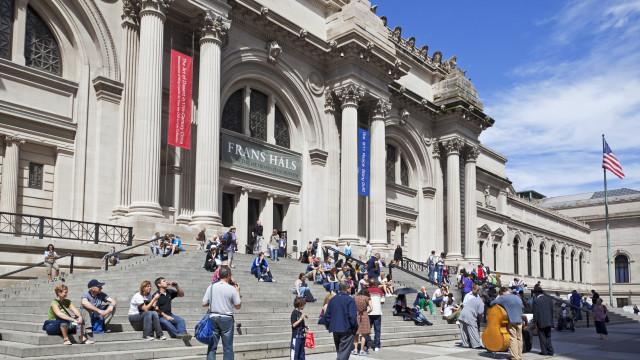 Metropolitan Museum of Art de Nova Iorque foi palco de protestos