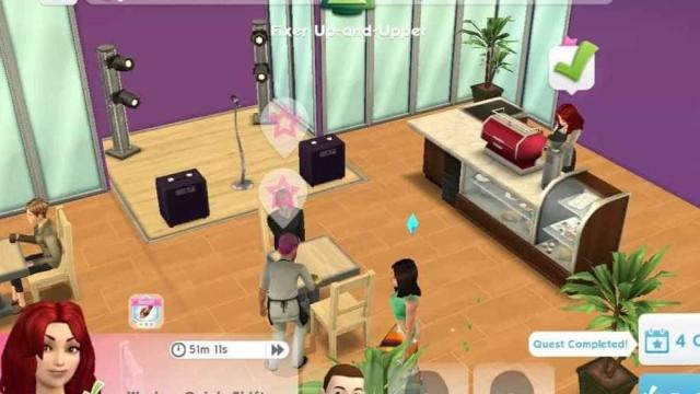 Há uma nova versão de 'The Sims' para smartphones